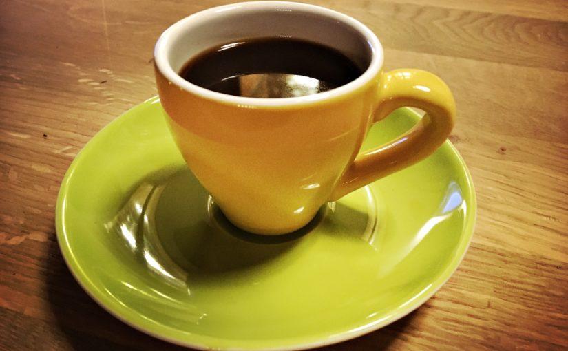 Kaffee steht bereit